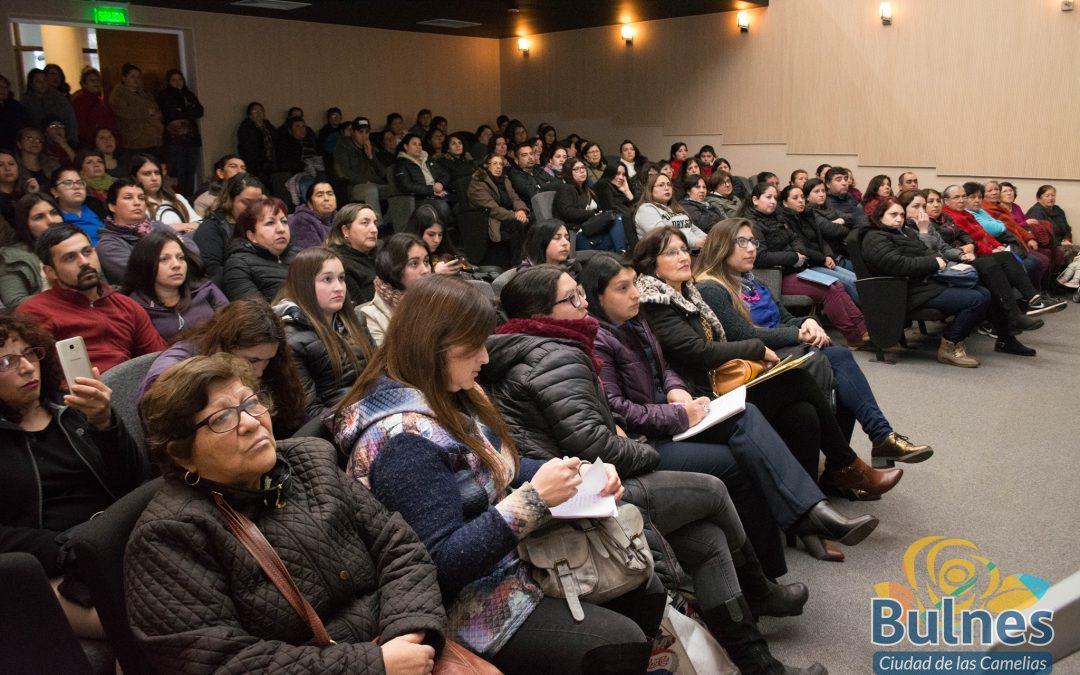 Municipio consolida los comités de vivienda La Victoria 1 y 2