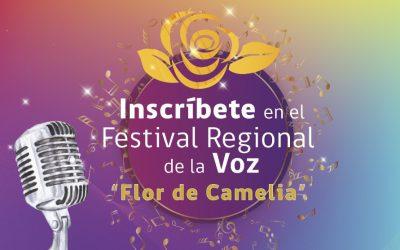 Bases y ficha de inscripción Festival de la voz Regional y Comunal