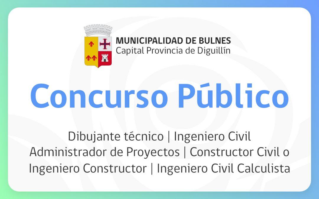 Bases Concurso Público