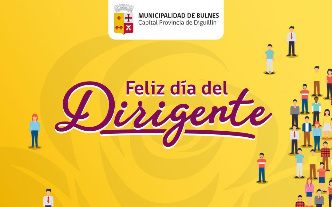 Masiva convocatoria tuvo gran celebración del Día del Dirigente en Bulnes