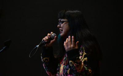 """Un alto nivel en la audición para la selección del Festival de la Voz Regional """"Flor de Camelia"""" en el Edificio de la Cultura."""