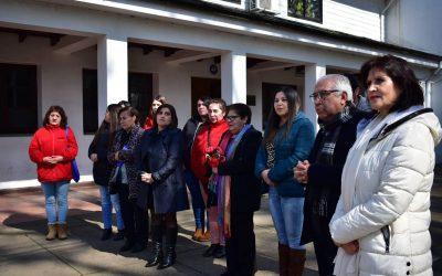 Bulnes recordó a las víctimas locales del Golpe de Estado de 1973