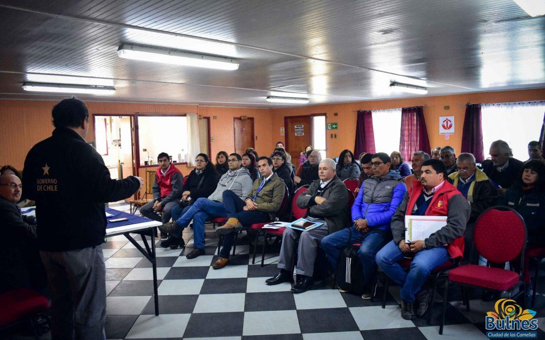 Juntas de Vecinos analizan con Obras Públicas mejoramiento de caminos rurales
