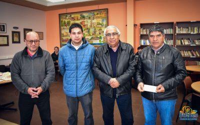 Municipio de Bulnes sigue entregando subvenciones municipales y asegura fondos adicionales para el 2020