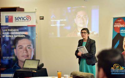 Comunas de Ñuble se reunieron en Bulnes para trazar planes de las OMIL
