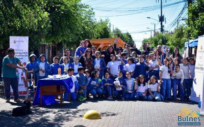 Dideco presenta programas sociales que se ejecutan en la capital de Diguillín