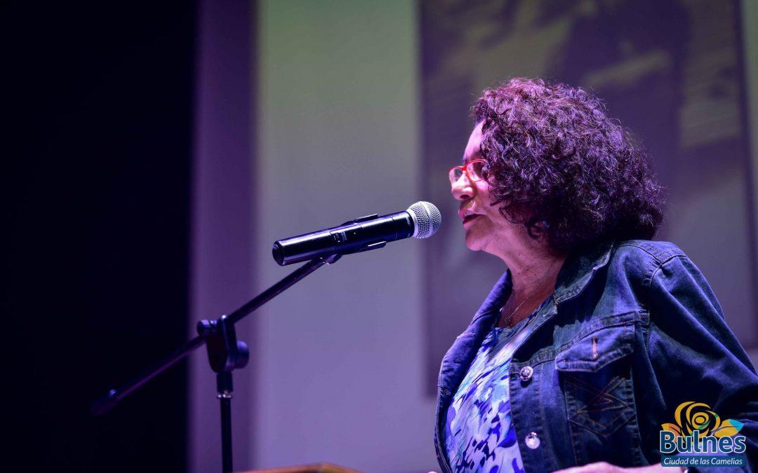 """Lanzamiento del Libro """"La Casa del Abuelo Alfodin"""" de Alejandra Oñate Briones en el Edificio de la Cultura de Bulnes"""