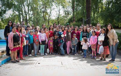 Destacan logros del Programa Vida Sana en la capital de Diguillín