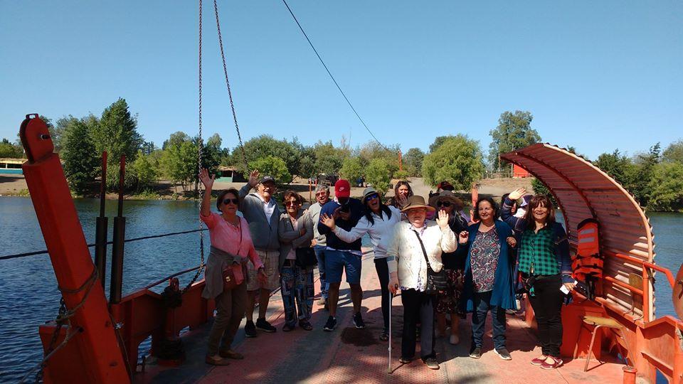 🧓Adultos Mayores viven gratos momentos en visita a lugares turísticos locales