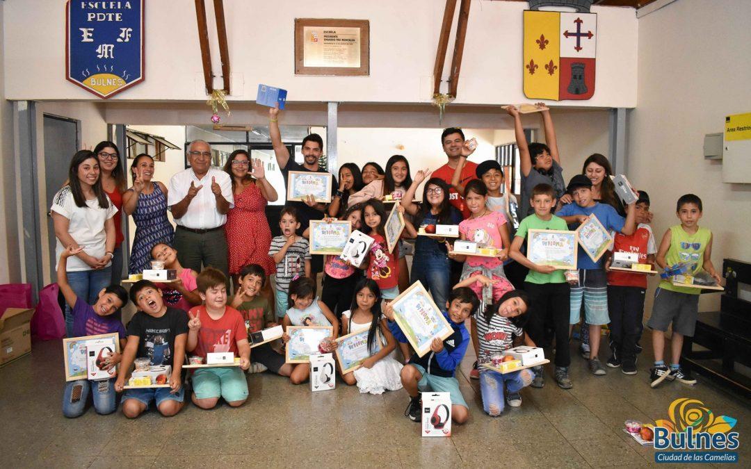 Positiva evaluación de Escuela de Verano para menores de Bulnes