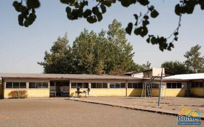 🏗🏫Comienzan obras de mejoramiento de la escuela Celia Urrutia