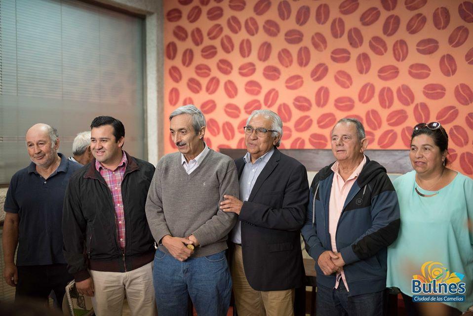 Regantes y alcalde convocan a VIII Asamblea del proyecto Laja Diguillín