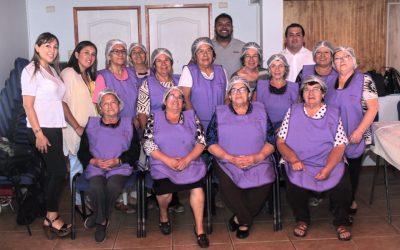 Senama destaca innovador proyecto de mujeres de la comuna de Bulnes
