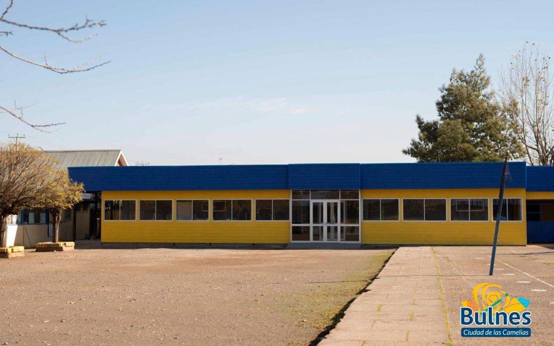 Destacan termino de obras de remodelaciones en la escuela Celia Urrutia