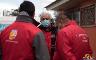 Bulnes pide que se habilite residencia sanitaria para la provincia