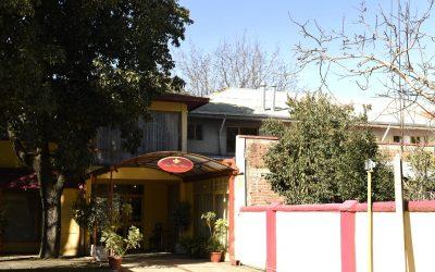 Bulnes cuenta con primera residencia sanitaria para atender casos locales de Covid