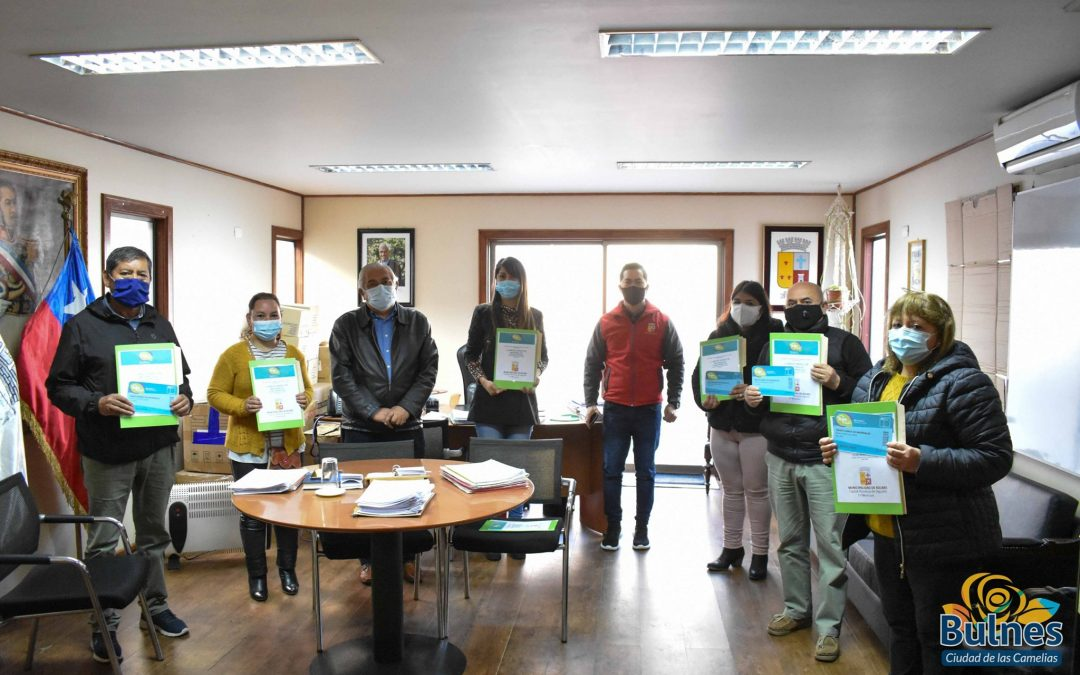 Familias de Bulnes reciben beneficios del banco de Materiales que suma nuevo llamado