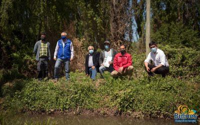 Entregan bonos de riego que favorecen a agricultores de la comuna de Bulnes