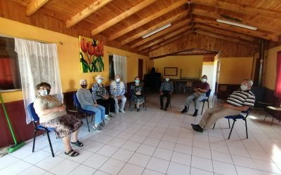 Adultos Mayores de Bulnes muestran gran interés en acceder a podóloga municipal