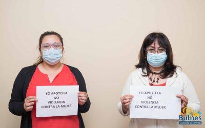 Apoyo productivo, Capacitación y protección contra la violencia son ejes de la Oficina de la Mujer de Bulnes