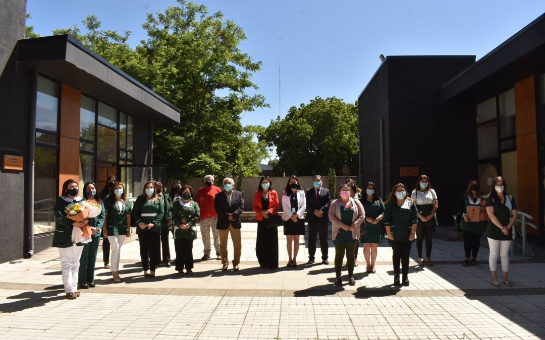 Municipio conmemora Día de la Educación Parvularia y destaca el rol de las y los educadoras en el desarrollo de la nuevas generaciones
