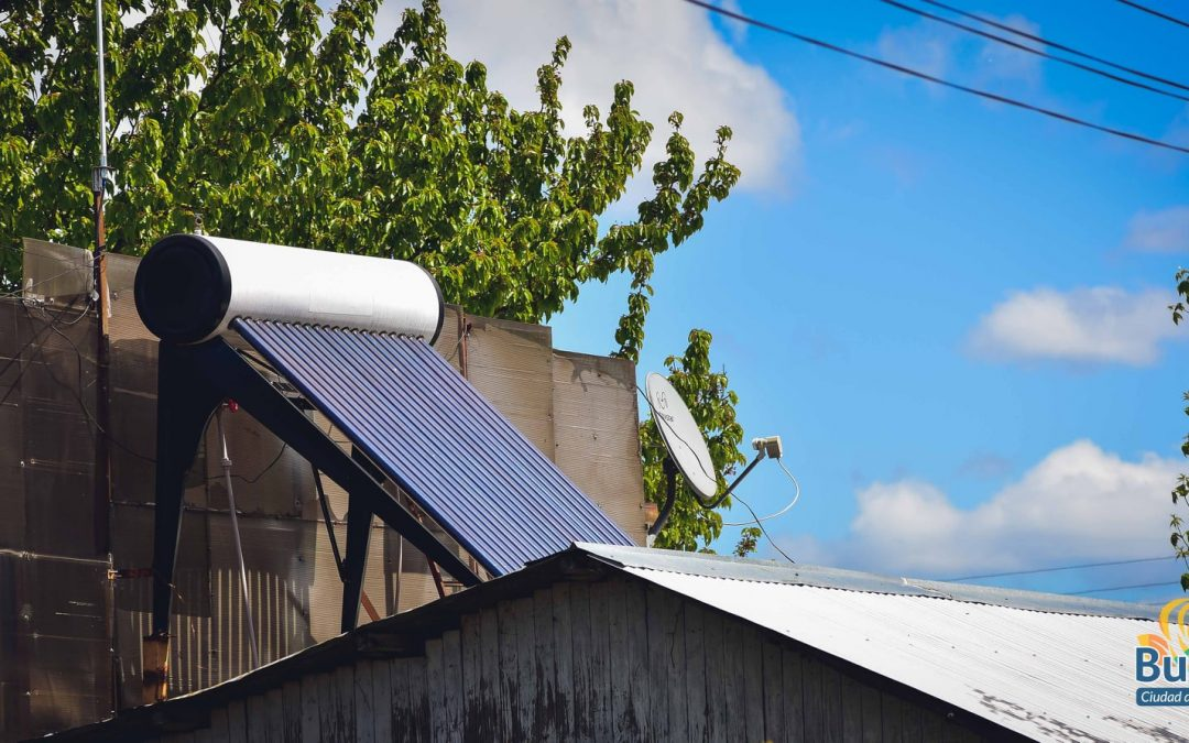 Familias de Bulnes apuestan por sumar paneles solares de eficiencia energética