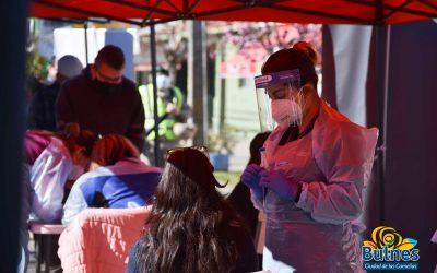 Confirman llegada de primeras dosis de vacuna contra el Coronavirus a Bulnes