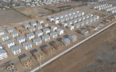 Municipio trabaja para que familias no pasen otro invierno en campamentos