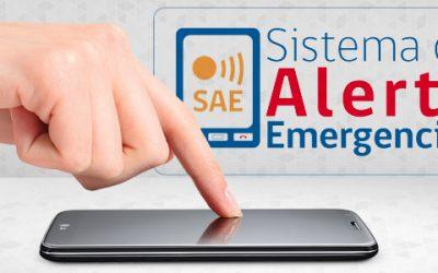 Sistema de Alerta de Emergencias (SAE)