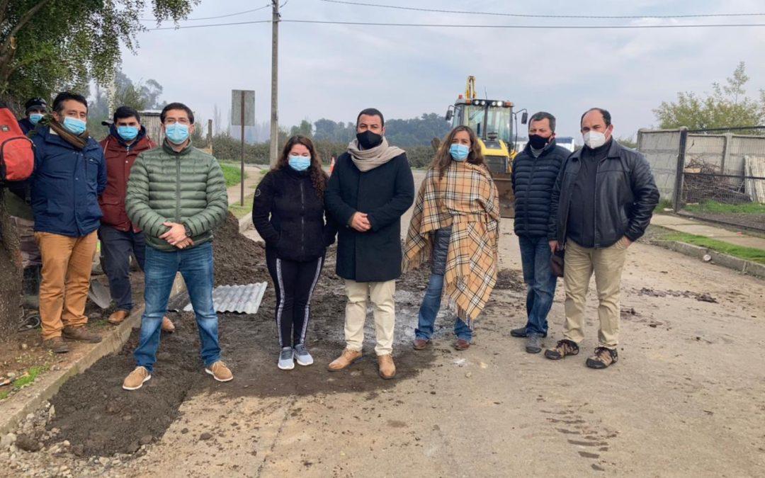Municipio trabaja con vecinos para resolver problemas de Villa El Lucero
