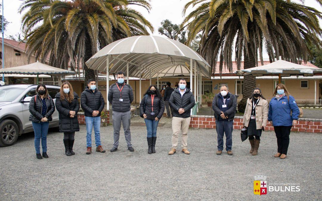 Encuentro regional de OMIL reúne a autoridades de Ñuble
