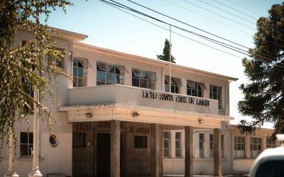 La Municipalidad de Bulnes lamenta los daños y sustracción de implementos educativos que sufrió el Liceo Bicentenario Santa Cruz de Larqui, el cual fue perpetrado por desconocidos