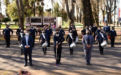 Bulnes cierra la semana de Fiestas Patrias con Te Deum junto a vecinos y autoridades