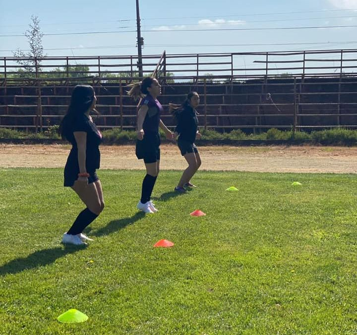 ¡Tenemos selección femenina de fútbol!