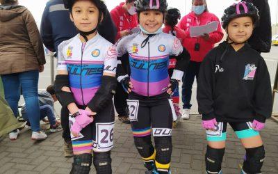 ¡Felicitaciones a nuestro jóvenes deportistas del Club Patín Carrera!