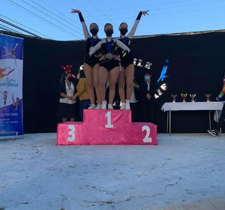 ¡Las alumnas de S&S Talent brillan en Curicó!