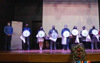 """La Asociación Chilena de Seguridad (ACHS) otorgó a la escuelas municipales de Bulnes la certificación """"Escuelas y Liceos Seguros"""""""